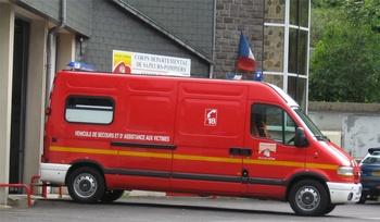<h2>Véhicule de secours et d'assistance aux victimes - Le Mont-Dore - Puy-de-Dôme (63)</h2>