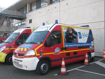 <h2>Véhicule de secours et d'assistance aux victimes - Haute-Garonne (31)</h2>