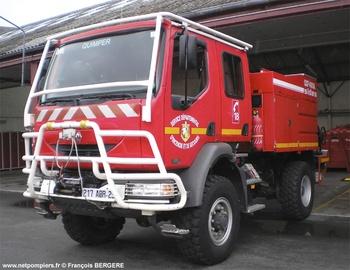 <h2>Camion-citerne pour feux de forêts - Quimper - Finistère (29)</h2>