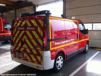 <h2>Véhicule de secours médical - Rhône (69)</h2>