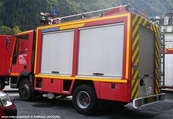 <h2>Véhicule de secours routier - Chamonix - Haute-Savoie (74)</h2>