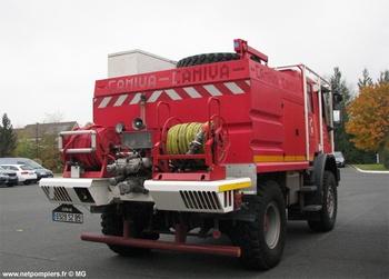 <h2>Camion-citerne pour feux de forêts - Sens - Yonne (89)</h2>