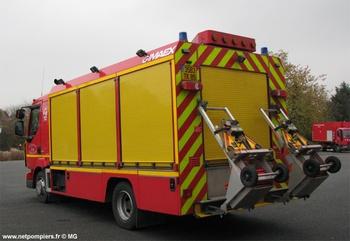 <h2>Véhicule de secours routier - Sens - Yonne (89)</h2>