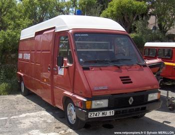 Dévidoir automobile, Sapeurs-pompiers, Aude (11)