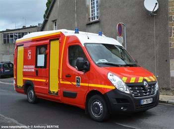<h2>Véhicule de secours et d'assistance aux victimes - Saint-Lô - Manche (50)</h2>