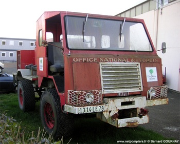 <h2>Camion-citerne pour feux de forêts - Yvelines (78)</h2>