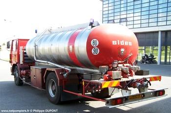 <h2>Camion-citerne de grande capacité - Colomiers - Haute-Garonne (31)</h2>
