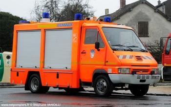 <h2>Véhicule de secours routier - Guignes - Seine-et-Marne (77)</h2>