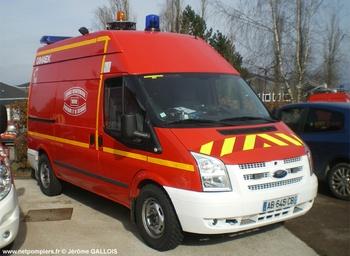 Véhicule de secours routier, Sapeurs-pompiers, Nièvre (58)