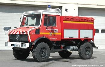 Dévidoir automobile, Marins-pompiers de Marseille, Bouches-du-Rhône (13)