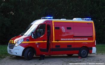 <h2>Véhicule de secours et d'assistance aux victimes - Bourbon-Lancy - Saône-et-Loire (71)</h2>