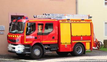 <h2>Fourgon-pompe tonne - Kaysersberg - Haut-Rhin (68)</h2>