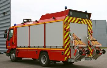 <h2>Véhicule de secours routier - Montargis - Loiret (45)</h2>