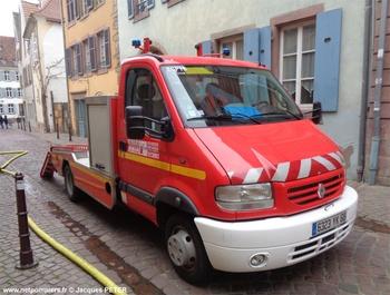 <h2>Echelle sur porteur - Colmar - Haut-Rhin (68)</h2>