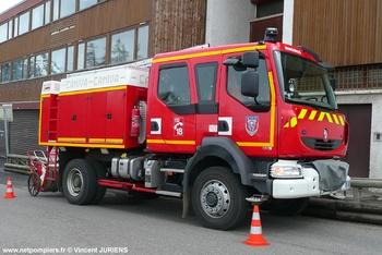 Camion-citerne rural, Sapeurs-pompiers, Savoie (73)