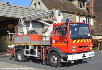 <h2>Camion bras élévateur articulé - Pont-l'Évêque - Calvados (14)</h2>