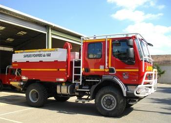 <h2>Camion-citerne pour feux de forêts - Garéoult - Var (83)</h2>