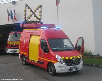 Véhicule de protection et de sécurité, Sapeurs-pompiers, Yvelines (78)