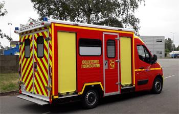 <h2>Véhicule de secours et d'assistance aux victimes - Nantes - Loire-Atlantique (44)</h2>