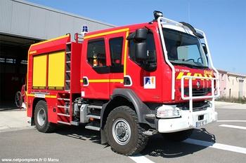 Camion-citerne rural, Sapeurs-pompiers, Aude (11)