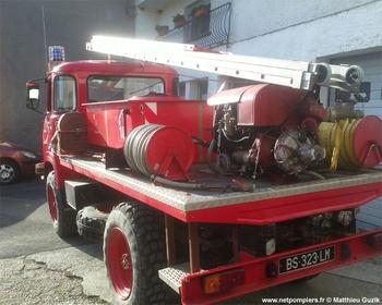 Véhicule de première intervention, Sapeurs-pompiers, Yonne (89)