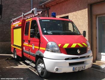 Véhicule de première intervention, Sapeurs-pompiers, Var (83)