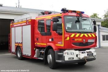 <h2>Fourgon-pompe tonne secours routier - Carnac - Morbihan (56)</h2>