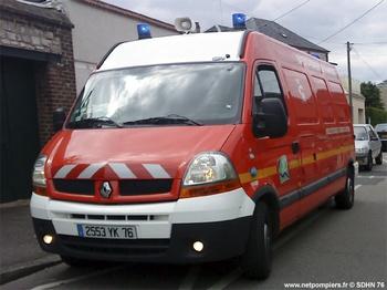 <h2>Véhicule de secours et d'assistance aux victimes - Rouen - Seine-Maritime (76)</h2>