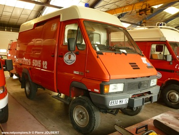 Véhicule de secours nautique, Sapeurs-pompiers, Aveyron (12)