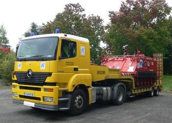 <h2>Véhicule tracteur - Haute-Corse (2B)</h2>