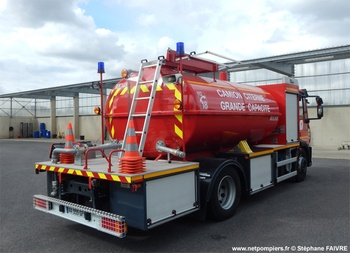 <h2>Camion-citerne de grande capacité - Redon - Ille-et-Vilaine (35)</h2>