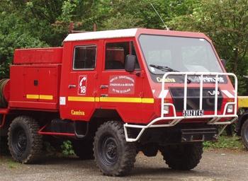 <h2>Camion-citerne pour feux de forêts - Pas-de-Calais (62)</h2>