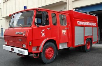 <h2>Fourgon dévidoir de grande puissance - Clermont-Ferrand - Puy-de-Dôme (63)</h2>