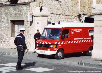 <h2>Véhicule de secours et d'assistance aux victimes - Marseille - Bouches-du-Rhône (13)</h2>