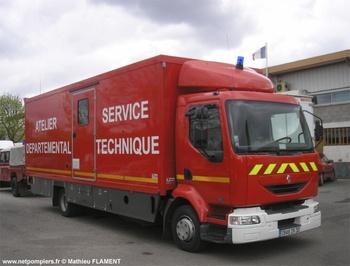 <h2>Véhicule d'assistance technique - Gard (30)</h2>