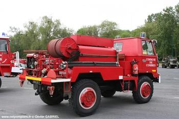 <h2>Camion-citerne pour feux de forêts - Combres - Eure-et-Loir (28)</h2>