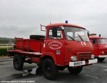 <h2>Camion-citerne pour feux de forêts - Calvados (14)</h2>