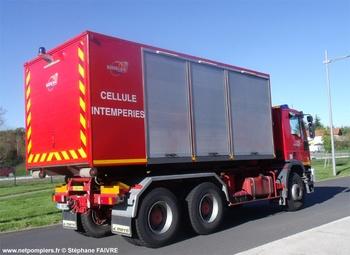 <h2>Véhicule porte-cellule - Nantes - Loire-Atlantique (44)</h2>