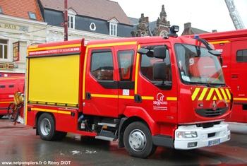 Fourgon-pompe tonne léger, Sapeurs-pompiers, Nord (59)