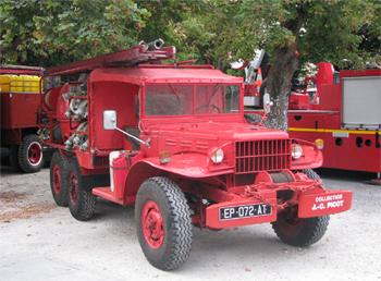 <h2>Camion-citerne pour feux de forêts - Lamargelle - Côte-d'Or (21)</h2>