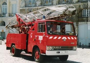 <h2>Echelle sur porteur - Communauté urbaine de Bordeaux - Gironde (33)</h2>