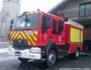 <h2>Camion-citerne rural secours routier - Mouthe - Doubs (25)</h2>