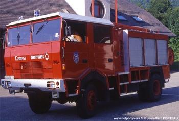 <h2>Fourgon-pompe tonne - Le Chatelard - Savoie (73)</h2>