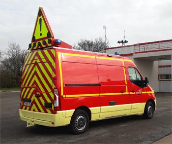 <h2>Véhicule de protection et de sécurité - La Bernerie-en-Retz - Loire-Atlantique (44)</h2>