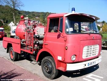 Véhicule pour feux spéciaux, Service de sécurité incendie, Eure (27)