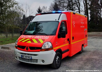 <h2>Véhicule de secours et d'assistance aux victimes - Rozay-en-Brie - Seine-et-Marne (77)</h2>
