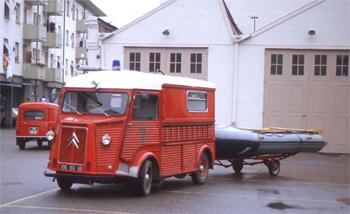 <h2>Véhicule de secours nautique - Colmar - Haut-Rhin (68)</h2>