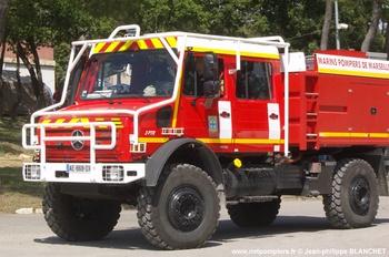 <h2>Camion-citerne pour feux de forêts - Marseille - Bouches-du-Rhône (13)</h2>