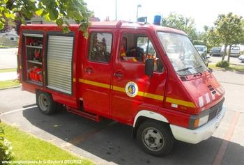 Véhicule de première intervention, Sapeurs-pompiers, Somme