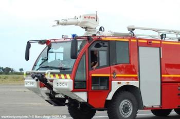 <h2>Véhicule pour interventions aéroportuaires - Sari-Solenzara - Corse-du-Sud (2A)</h2>